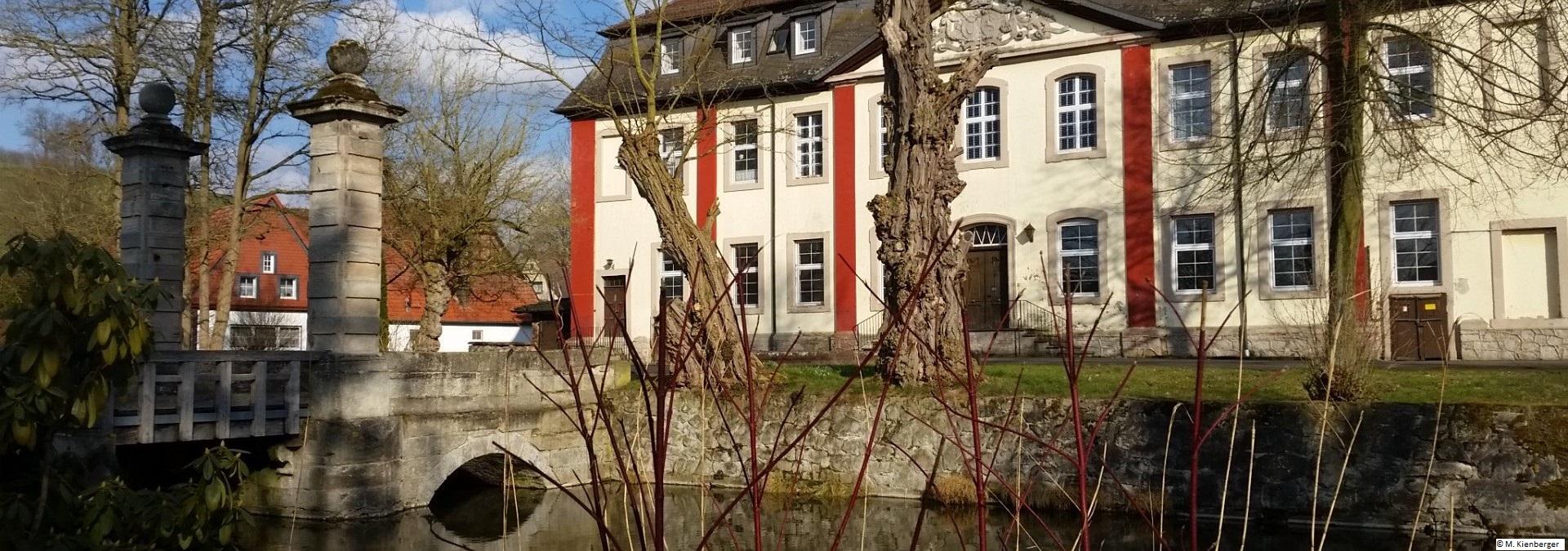 Schloss in Wollershausen