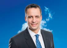 Bild des Samtgemeindebürgermeister Steffen Ahrenhold